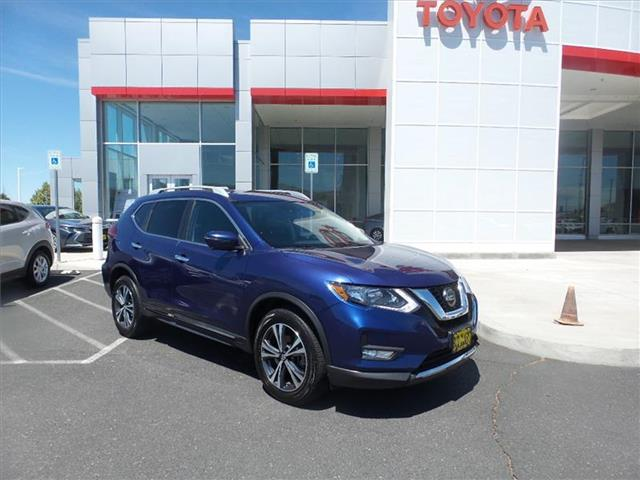 2018 Nissan Rogue SL 4dr All-wheel Drive