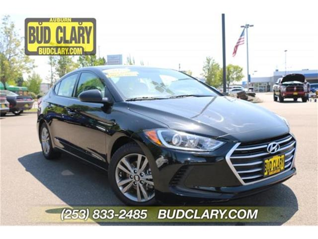2018 Hyundai Elantra Value Edition w/SULEV (A6) 4dr Sedan