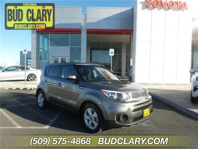 2017 KIA Soul Base (A6) 4dr Hatchback