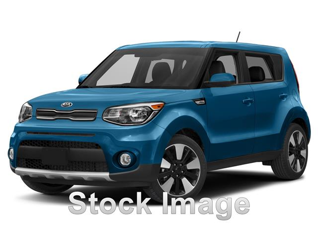 Pre-Owned 2018 KIA Soul + 4dr Hatchback FWD Hatchback