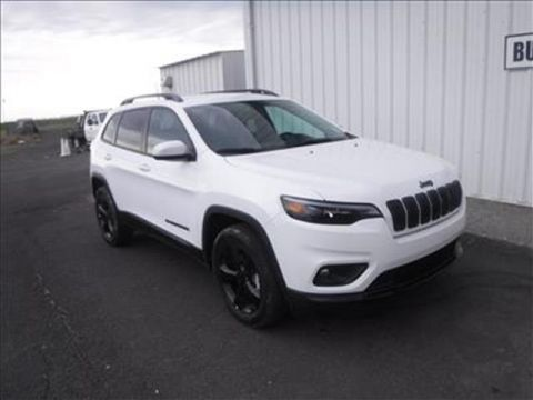 2020 Jeep Cherokee Latitude Plus 4dr 4x4