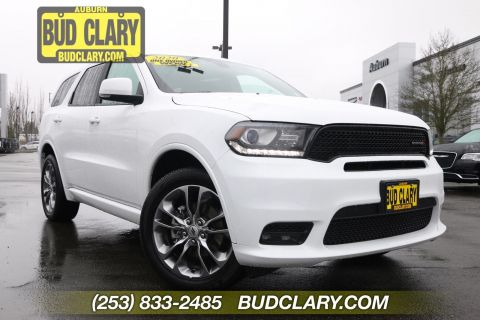 Pre-Owned 2020 Dodge Durango GT Plus AWD Sport Utility