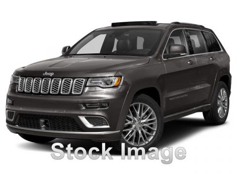 2020 Jeep Grand Cherokee Summit 4dr 4x4