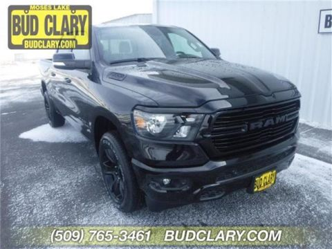 2020 RAM 1500 Big Horn 4x4 Crew Cab 144.5 in. WB