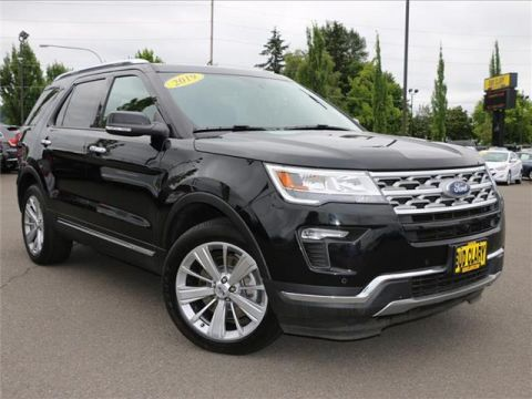 2019 Ford Explorer Limited 4dr 4x4