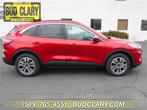 New 2020 Ford Escape SEL 4dr 4x4 AWD Sport Utility