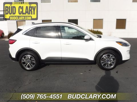 New 2020 Ford Escape SEL AWD Sport Utility
