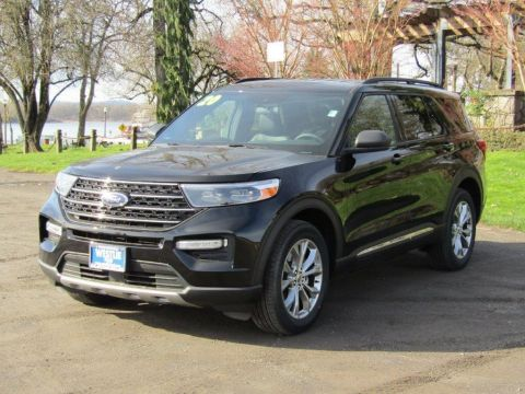 New 2020 Ford Explorer 4 WD Sport Utility Vehicle
