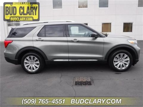 2020 Ford Explorer Limited 4dr 4x4