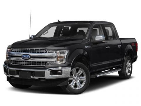 New 2020 Ford F-150 4WD Crew Cab Pickup