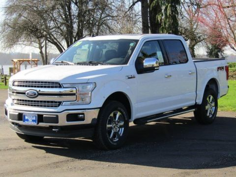 New 2020 Ford F-150 4 WD Crew Cab Pickup