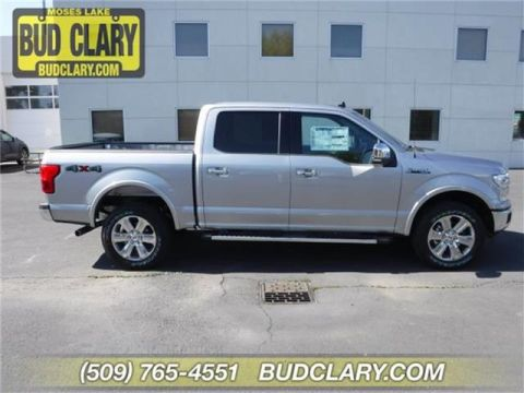2020 Ford F-150 Lariat 4x4 SuperCrew Cab Styleside 5.5 ft. box 145 in. WB