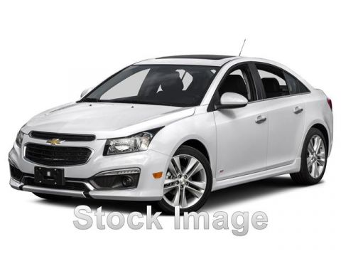 2016 Chevrolet Cruze Limited 1LT Auto 4dr Sedan