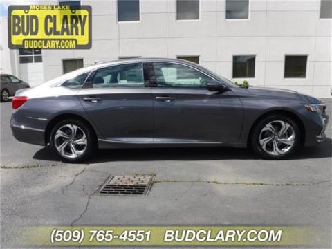 2020 Honda Accord EX 1.5T 4dr Sedan