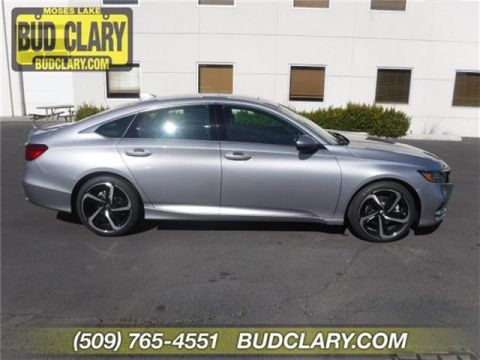 2020 Honda Accord Sport 2.0T 4dr Sedan