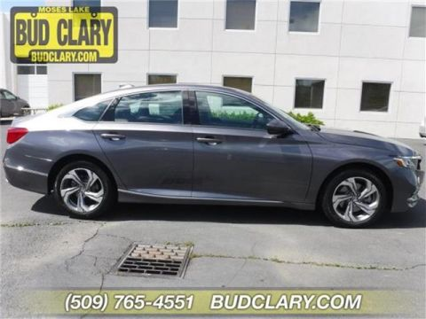 2020 Honda Accord EX-L 2.0T 4dr Sedan