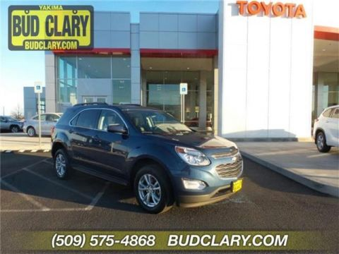 Pre-Owned 2016 Chevrolet Equinox LT All-wheel Drive AWD Sport Utility