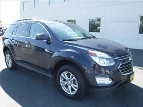 2016 Chevrolet Equinox LT All-wheel Drive