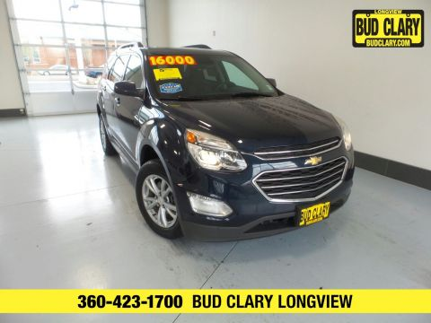Pre-Owned 2016 Chevrolet Equinox LT AWD Sport Utility