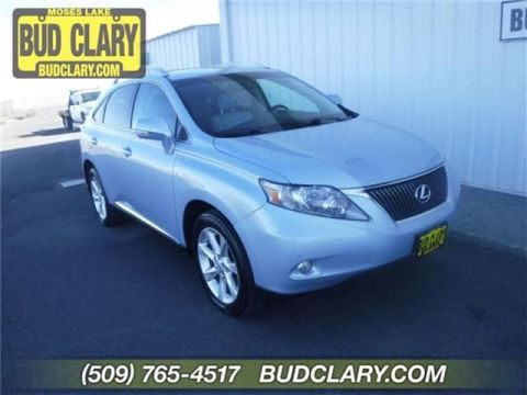 2010 Lexus RX 350 Base 4dr All-wheel Drive