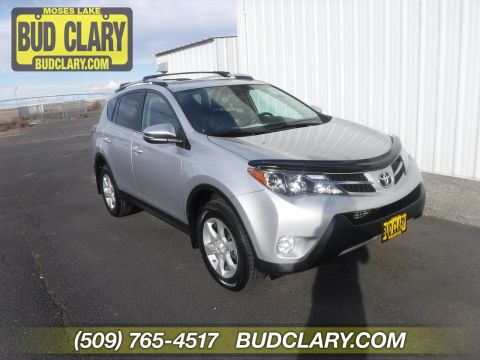 Pre-Owned 2015 Toyota RAV4 Limited AWD Sport Utility
