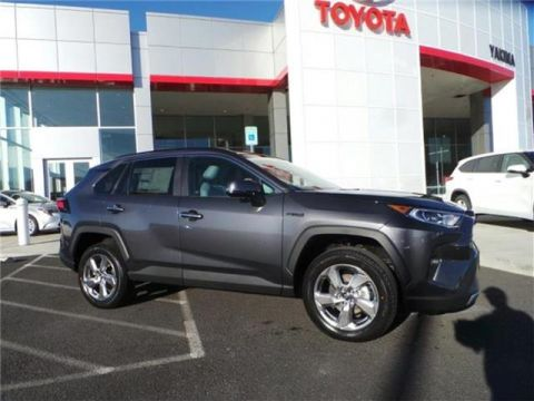 2020 Toyota RAV4 Hybrid Limited 4dr All-wheel Drive