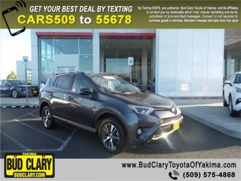 2017 Toyota RAV4 XLE 4dr All-wheel Drive
