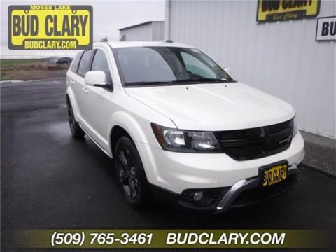 2019 Dodge Journey Crossroad 4dr All-wheel Drive