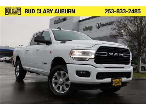New 2019 RAM 2500 Big Horn 4x4 Crew Cab 149 in. WB Four Wheel Drive Standard Bed