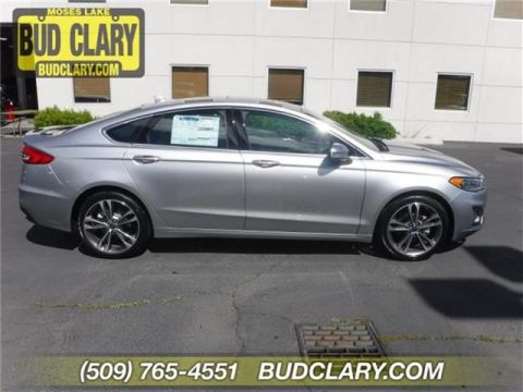 New 2020 Ford Fusion Titanium 4dr All-wheel Drive Sedan AWD Sedan