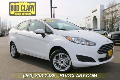 Pre-Owned 2017 Ford Fiesta SE FWD 4dr Car