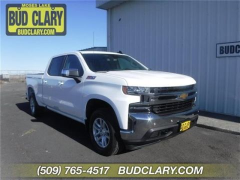 2020 Chevrolet Silverado 1500 LT 4x4 Crew Cab 6.6 ft. box 157 in. WB