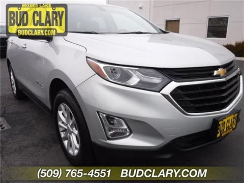 Pre-Owned 2019 Chevrolet Equinox LT w/1LT All-wheel Drive AWD Sport Utility