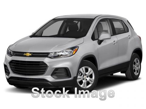 2020 Chevrolet Trax LS Front-wheel Drive