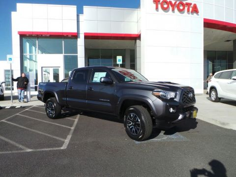 New 2020 Toyota Tacoma TRD Off Road Double Cab 6' Bed V6 AT 4WD TRD Off Road Double Cab 6' Bed V6 AT