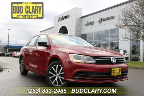 Pre-Owned 2016 Volkswagen Jetta Sedan 1.4T SE FWD 4dr Car