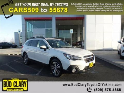 2018 Subaru Outback 2.5i Limited 4dr All-wheel Drive