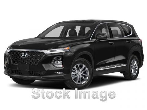 New 2020 Hyundai Santa Fe SEL 2.4 4dr All-wheel Drive AWD Sport Utility