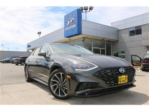 2020 Hyundai Sonata Limited 4dr Sedan