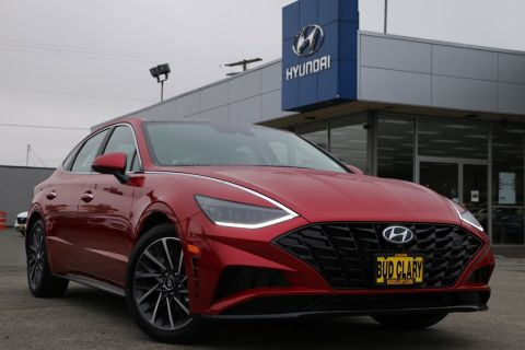 New 2020 Hyundai Sonata Limited FWD 4dr Car
