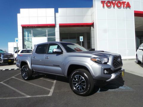 2020 Toyota Tacoma TRD Sport Double Cab 5' Bed V6 MT
