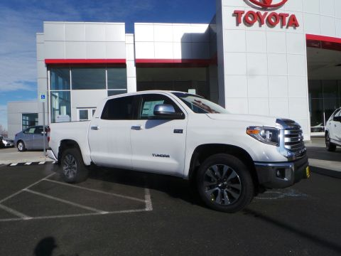 New 2020 Toyota Tundra Limited 4WD CrewMax