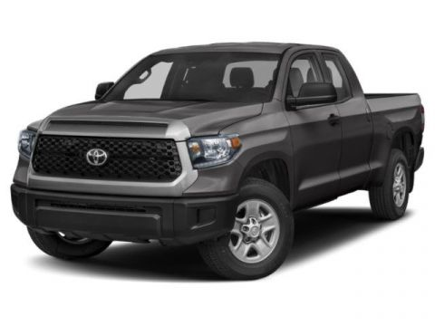 New 2020 Toyota Tundra SR5 4WD Double Cab