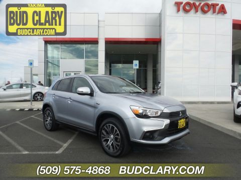 Pre-Owned 2016 Mitsubishi Outlander Sport 2.0 ES 4WD Sport Utility