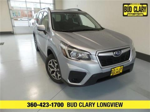 2020 Subaru Forester Premium 4dr All-wheel Drive