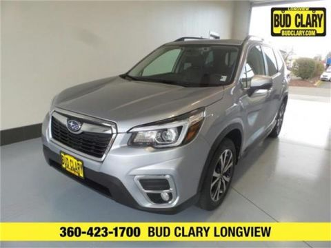 2020 Subaru Forester Limited 4dr All-wheel Drive