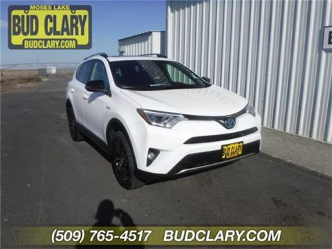 2017 Toyota RAV4 Hybrid SE 4dr All-wheel Drive