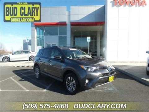2017 Toyota RAV4 Hybrid XLE 4dr All-wheel Drive