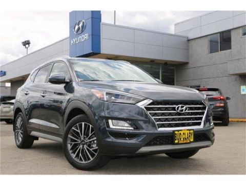 2020 Hyundai Tucson Limited 4dr All-wheel Drive