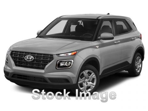 New 2020 Hyundai Venue SEL 4dr Front-wheel Drive FWD Sport Utility